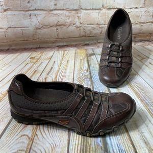 Skechers Bikers Sport Bungee Fashion Sneakers Shoe